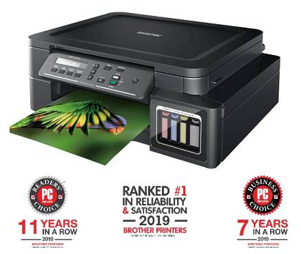 Brother T510 Ink tank Printer