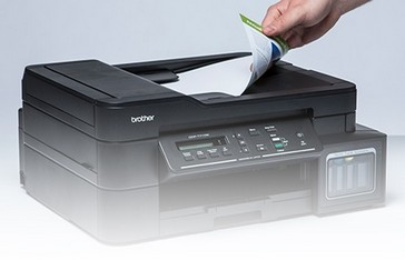 Brother MFC-T910DW Ink Tank Printer - Epson Ink Tank Printers