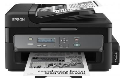 Epson M200 Print, Scan, Copy - Epson Ink Tank Printers available