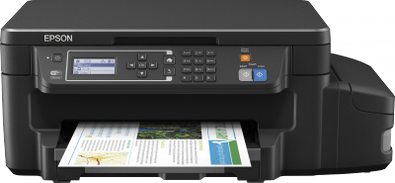 Epson L605 Ink Tank Printer Epson Ink Tank Printers