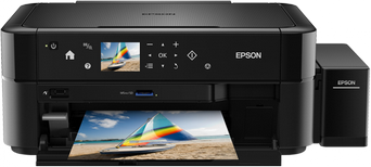 Epson L850  Photo and CD Printer