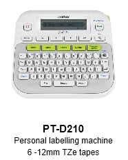 Brother PT-D210 Label printer
