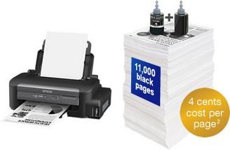 Epson M200 Print, Scan, Copy - Epson Ink Tank Printers