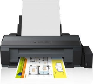 Epson L1300 A3 Ink Tank Printer - Epson Ink Tank Printers available
