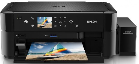 Epson L850, CD Print and Scan - Epson Ink Tank Printers available