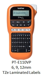 Brother P-Touch E-110VP